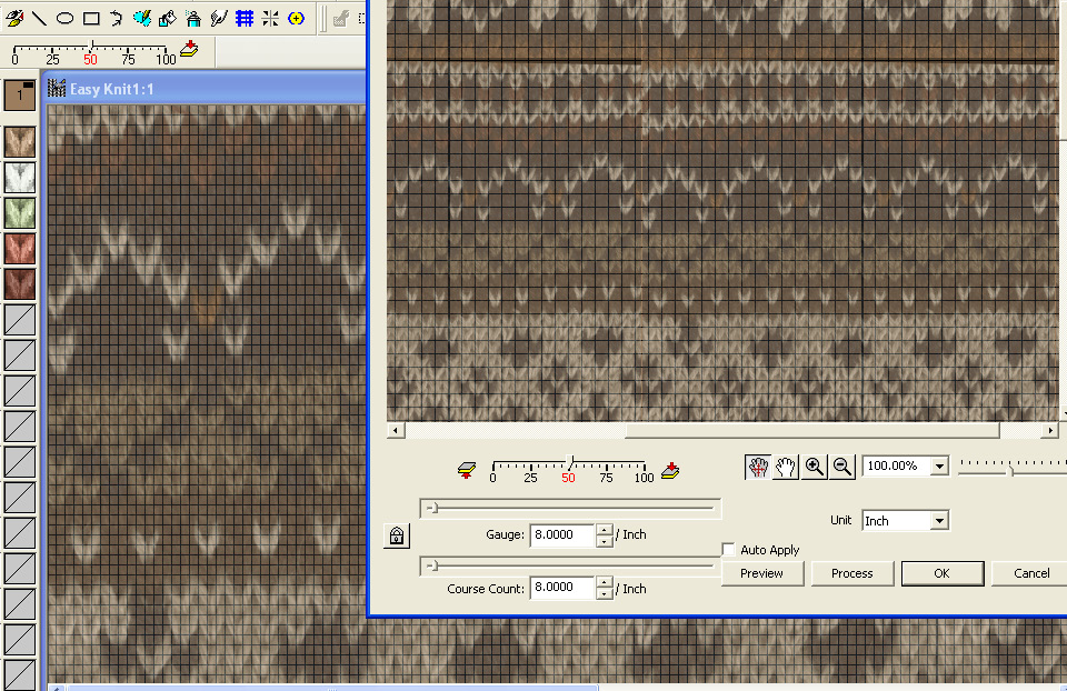 Easy Knit Software For Knitted Fabric Design Nedgraphics