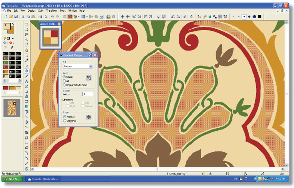 Software For Designing Woven And Knitted Fabric Nedgraphics