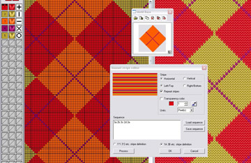 Screenshot of Easy Knit